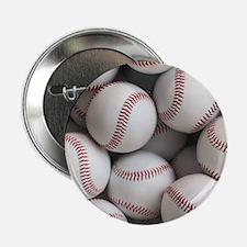 """Baseball Balls 2.25"""" Button (10 pack)"""