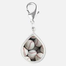 Baseball Balls Charms