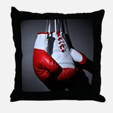 Boxing Gloves Pillows Boxing Gloves Throw Pillows