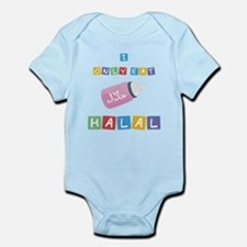 Cute Muhammad Infant Bodysuit