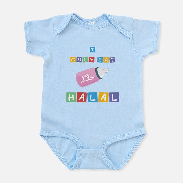 Cute Cute allah Infant Bodysuit