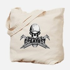 World's Greatest Welder Tote Bag
