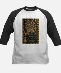Pride and Prejudice Bookcover Baseball Jersey