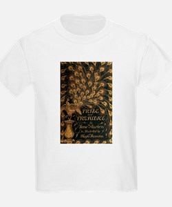 Pride and Prejudice Bookcover T-Shirt