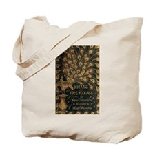 Pride and Prejudice Bookcover Tote Bag