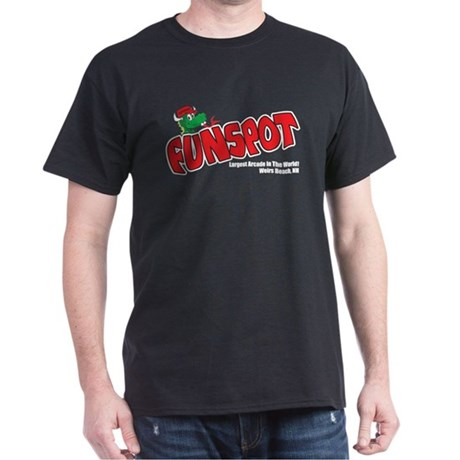 "Funspot ""Snuffy"" Dark T-Shirt"