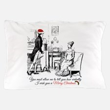 Ardently Merry Christmas Pillow Case