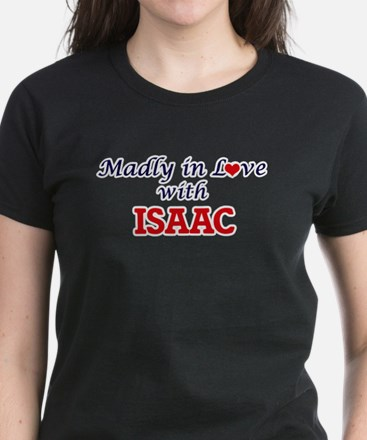 Madly in love with Isaac T-Shirt