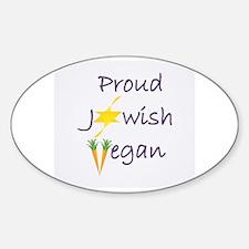 Funny Proud vegetarian Decal