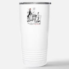 Ardently Merry Christma Travel Mug
