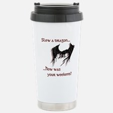Unique Funny weekend Travel Mug