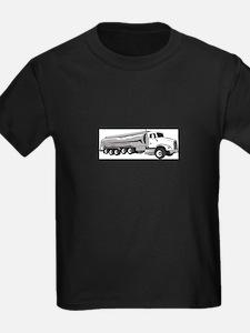 Tanker Truck T-Shirt