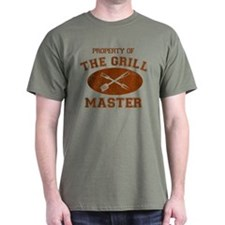 Property Of Grill Master T-Shirt
