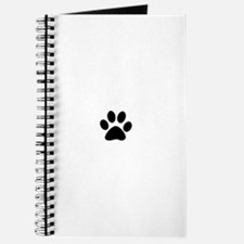 Paw Print Journal