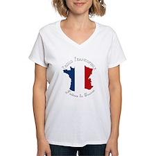 Cute I love paris and cats Shirt