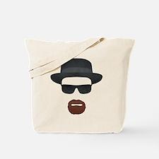 Vintage Heisenberg Logo Tote Bag