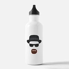 Vintage Heisenberg Logo Water Bottle