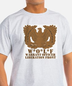Unique Warrant eagle T-Shirt