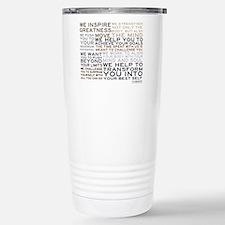 Cute Fitness Travel Mug