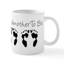 LEFT HANDED Grandmother To Be Mug