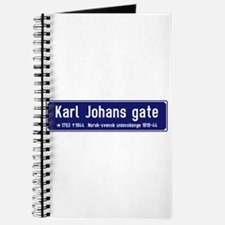 Karl Johans gate, Oslo, Norway Journal