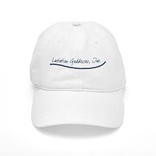 Lactation Logo Baseball Cap