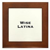 Latino Framed Tiles