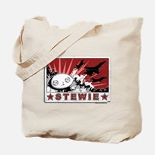 Family Guy Stewie Jets Tote Bag