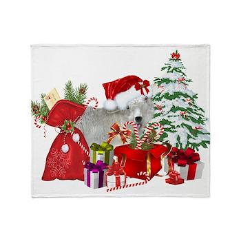 BabyGirl Goat Christmas