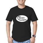 Big Guy's Men's Fitted T-Shirt (dark)