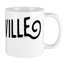 Louisville, Kentucky Small Mug