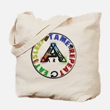Funny Survival Tote Bag