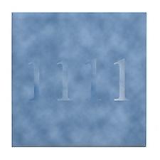1111 Tile Coaster