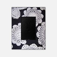 Cute Doilies Picture Frame