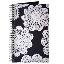 Cute Doilies Journal