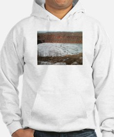 Beautiful Icy Roucheleau Pit Hoodie