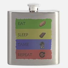 Unique Repeats Flask