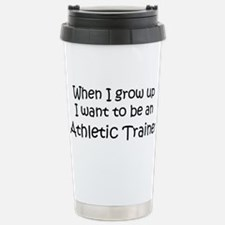 Cute When i grow up i want database administra Travel Mug