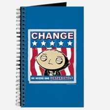 Family Guy Stewie Change Journal