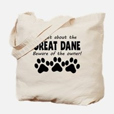 Forget About The Great Dane Beware Of The Owner To