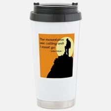 Cute Mountains Travel Mug