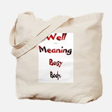 Cute Busy bodies Tote Bag