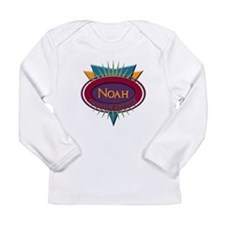 Funny Noah Long Sleeve Infant T-Shirt