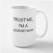 Trust Me, I'm A Journeyman Mugs