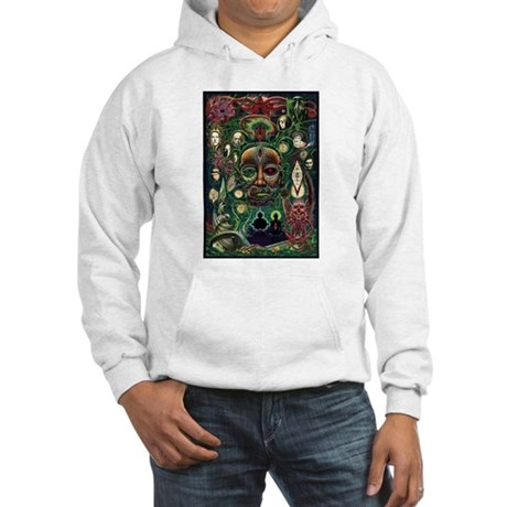Starry Wisdom Hooded Sweatshirt