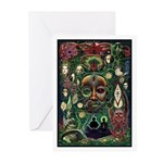 Starry Wisdom Greeting Cards (pk Of 10)