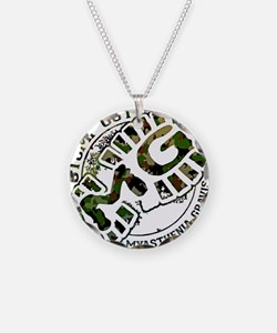 Stomp Out MG Inc Necklace
