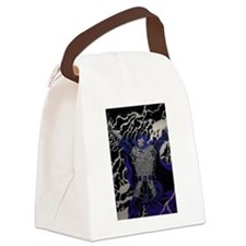 day of reckoning Canvas Lunch Bag