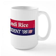 """Condi Rice 2008"" Mug"