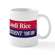 """Condi Rice for President"" Mug"